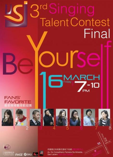 Beyourselfcontestposter